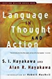 img - for [(Language in Thought and Action)] [Author: Samuel I. Hayakawa] published on (January, 1991) book / textbook / text book