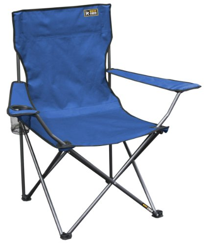 Quik Chair Folding Quad Chair  Carrying Bag (Royal