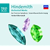 Hindemith: Orchestral Works (3 CDs)
