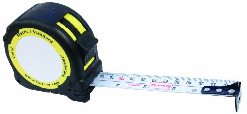 LaserJamb ProCarpenter PMS25 Pad Metric Standard Tape Measure at Sears.com