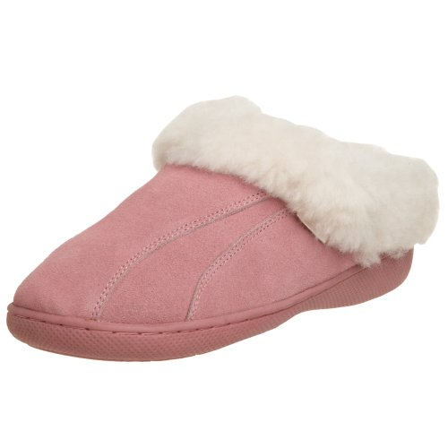 Tamarac by Slippers International Women's Cozy Sheepskin Clog