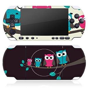 Disegno Skin vinile pelle per Day & Night PSP-3004 Slim & Lite - Sony progettazione adesivo film