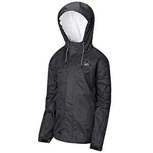 Sierra Designs Boy's Hurricane Jacket, Small, Black