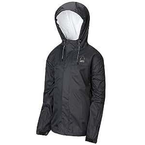 Sierra Designs Boy's Hurricane Jacket, Small, Black