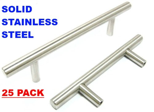 Pandora Solid Stainless Steel Bar Pull Handle For Drawer Kitchen