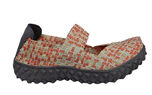 ROCK SPRING OVER - DONNA - SOTTOPIEDE IN MEMORY FOAM - SALMON 39