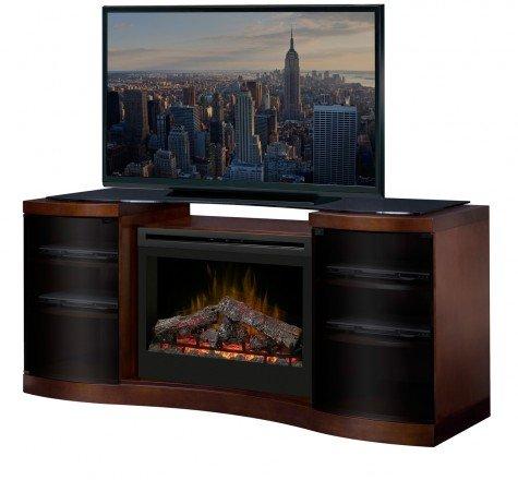 Dimplex Acton 72-inch Electric Fireplace Media Console - Walnut - Gds33-1246wal image B009IITM9U.jpg
