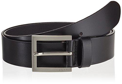 ESPRIT - 995EA2S900, Cintura Uomo, Nero (BLACK 001), Large (Taglia Produttore: 95)