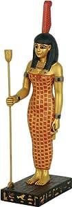 Maat Egyptian Goddess Statue - Small
