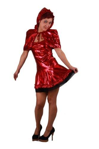 Kostüm modernes sexy Rotkäppchen