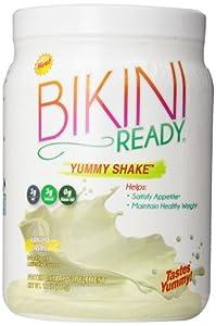 Bikini Ready Yummy Nutrition Shake, Vanilla Creme, 1.7 Pound