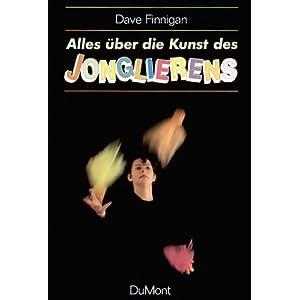 eBook Cover für  Alles uuml ber die Kunst des Jonglierens