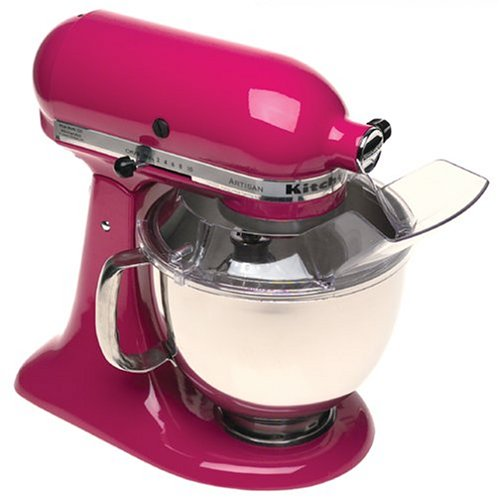 KitchenAid KSM150PSCB Artisan Series 5-Quart Mixer, Cranberry Big Discount