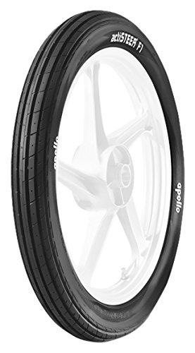 Apollo Actisteer F1 2.75-18 Tube Type Bike Tyre,Front