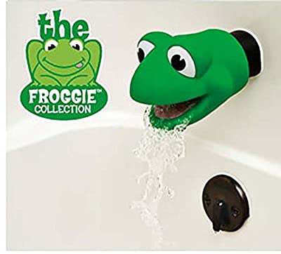 Mommy's Helper Faucet Cover Froggie Collection