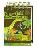 Moses 104056 Dino-Quiz Dino-Wissen von A bis Z