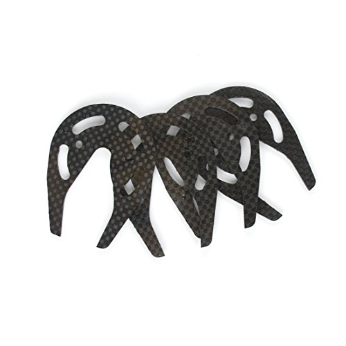 AR Drone 2.0 & Power Edition Gears Protective Guards Protector Bumper Carbon Fiber Set 4pcs - 1