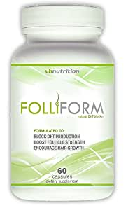 Folliform DHT Blocker for Men and Women | Natural Hair Regrowth Treatment