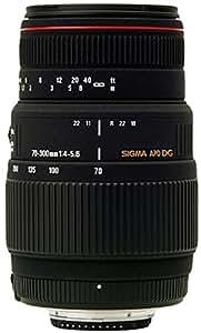 Sigma 70-300mm f/4-5.6 DG APO Macro Telephoto