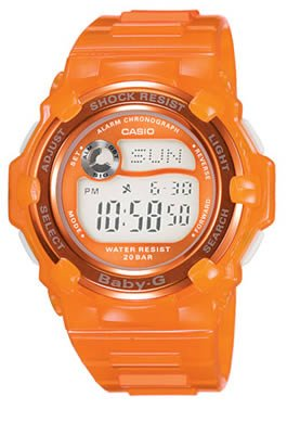Baby-G Ladies Watch Baby-G 200M BG-3001-4BDR - WW