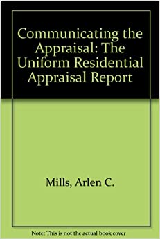 how to read uniform residential appraisal report