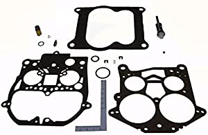 Carburetor Repair Kit for Rochester 4 BBL Quadrajet replaces 823426A1 and many others