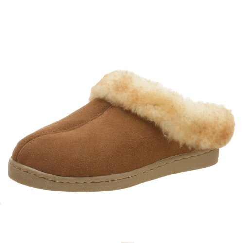 Cheap Tamarac by Slippers International Women's Suede Sheepskin Scuff Slipper (B000HVT9BI)