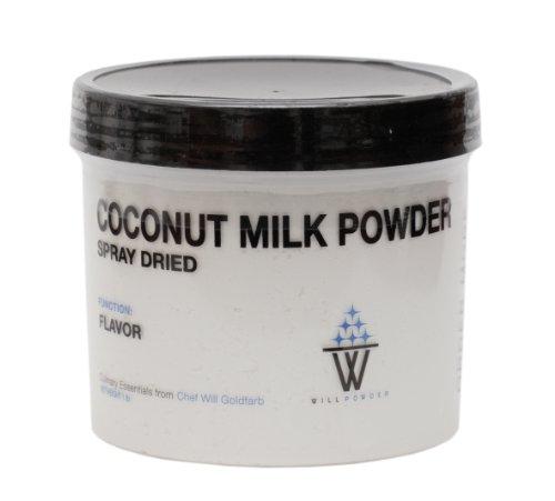 WillPowder Coconut Milk Powder, 16-Ounce Jar