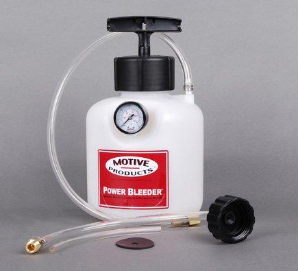 Motive Products 0100 Brake Power Bleeder System