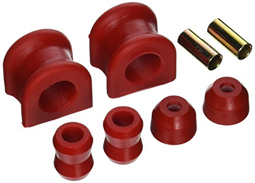 Prothane 1-1111 Red 30.5 mm Front Sway Bar Bushing Kit for TJ (Jeep Tj Sway Bar Bushings compare prices)