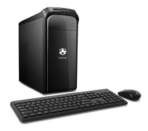 Gateway DX4350-UR21P Desktop (Black)