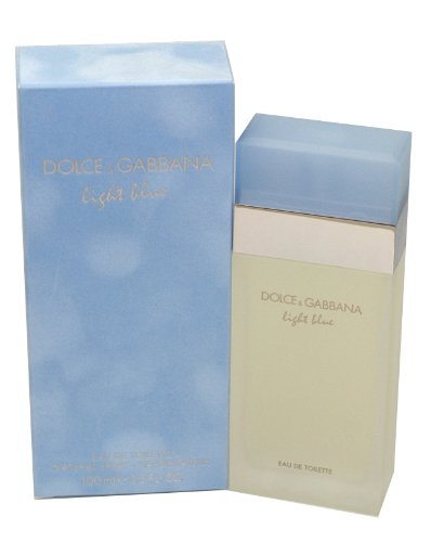 Dolce & Gabbana Light Blue By Dolce & Gabbana For Women. Eau De Toilette Spray 3.3 Oz - Win it!