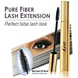 Kiss Pure Fiber Lash Extension Emf01 True Black