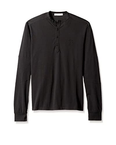 Pierre Balmain Men's Henley