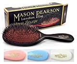 Mason Pearson Brushes Bristle/Nylon Junior BN2 Blue