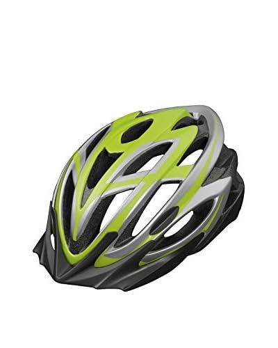 ABUS Casco da Bicicletta S-Force Peak Pro Race Verde 58-62 cm