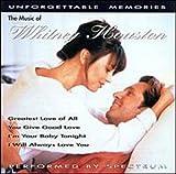Music of Whitney Houston