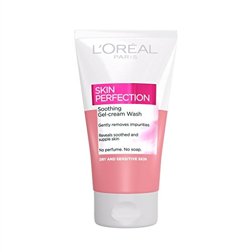 L'Oreal Paris Skin Perfection - Sapone viso anti-impurità, 150 ml