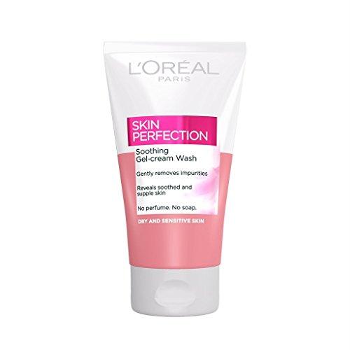 L'Oreal Paris Skin Perfection - Sapone viso anti-impurità, 150 ml