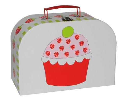 Kinderkoffer in 3 Größen ! Erdbeere Torte -