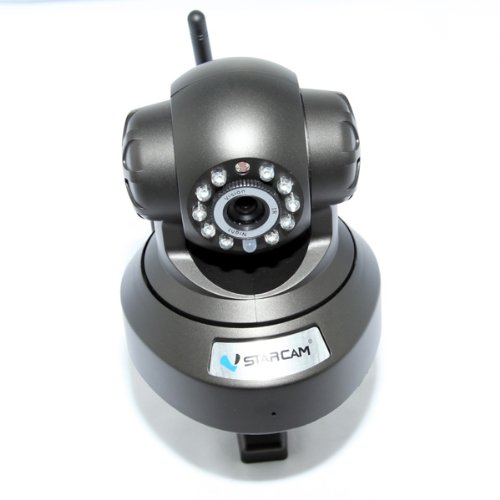 DB Power Wireless Security CCTV H.264 Network Pan Tilt WIFI IP IR Camera 2 Audio Video at Sears.com
