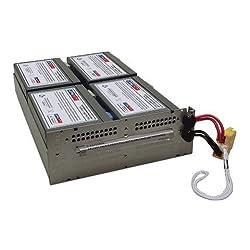 Battery Pack For SMT1500RM2U - APC Smart-UPS 1500VA RM 2U 120V LCD
