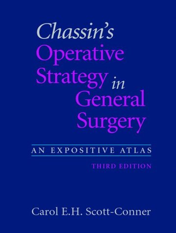 Chassin&#39;s Operative Strategy in