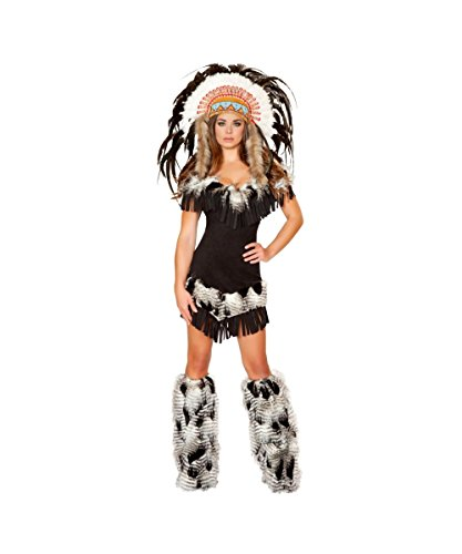 Cherokee Princess Womens Indian Native American Halloween Costume