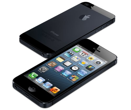 Apple iphone 5 16GB Black Factory Unlocked LTE BANDS - LTE 850 / 1800 / 2100 - GSM A1429