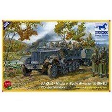 1/35 Sd.Kfz.6- Mittlerer Zugkraftwagen 5T, Pioneer