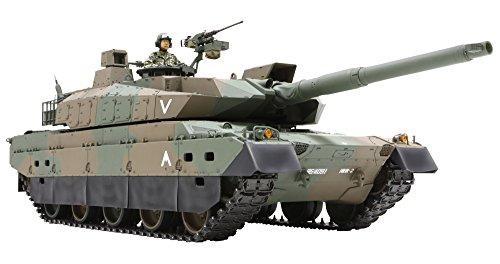 TAMIYA-300036209-116-JGSDF-Panzer-Typ-10-Standmodell