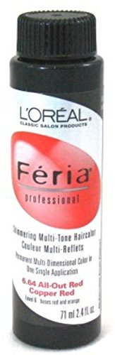loreal-feria-color-664-24oz-all-out-red-copper-red-3-pack