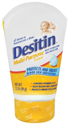 Desitin Clear Diaper Rash Ointment, 3.5 Ounce - 1