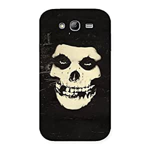 Delighted Vintage Skull Face Back Case Cover for Galaxy Grand Neo